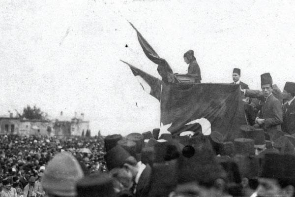 23 mayıs 1919 sultanahmet mitingi ile ilgili görsel sonucu